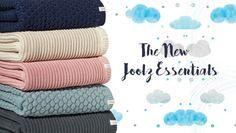 Pletená deka Joolz Essentials Ribbed - Off White Off White, Essentials, Children, Young Children, Boys, Kids, Child, Kids Part, Kid