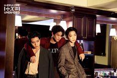 Wanna One ^Jihoon^Guanlin^Jinyoung^ Jaehwan Wanna One, Guan Lin, Fans Cafe, My Destiny, Kim Jaehwan, Ha Sungwoon, Ji Sung, Seong, 3 In One