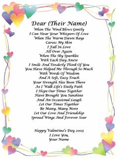 17 best Love Letter Templates images on Pinterest | Love letters ...