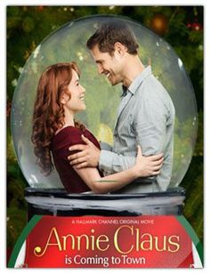 Annie Claus is Coming to Town  This year, Santa's daughter (Maria Thayer) takes her first trip away from the North Pole during the Christmas season hoping to find adventure and love in sunny California.