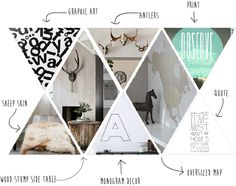 Mood Board inspiration || Hello Lidy Blog : LOVE THIS AND THE OVERALL VISUAL