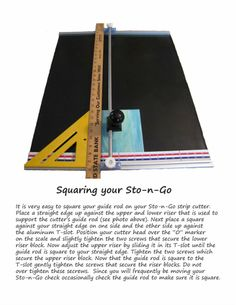 Re-Centering Glass Strip Cutter