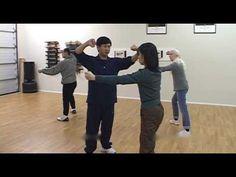 Yang Family Tai Chi Practice Lotus Kick to Closing Form