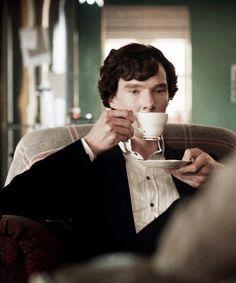 tea time with sherlock