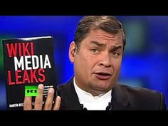The Julian Assange Show Rafael Correa - YouTube