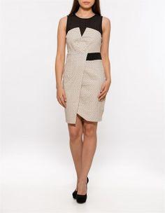 Rochie asimetrica cu buline Dresses For Work, Formal Dresses, Fashion, Dresses For Formal, Moda, Formal Gowns, Fashion Styles, Formal Dress, Gowns