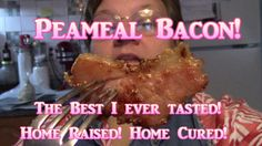 "Peameal Bacon       http://www.butcher-packer.com/index.php?main_page=product_info&products_id=56 The Song ""Dill Pickles"" was written pre1922 and is not a copyright issue. THIS ..."