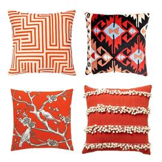 4 Paprika Throw Pillows We Love (http://blog.hgtv.com/design/2013/11/01/fall-2013-color-trend-paprika/?soc=Pinterest)