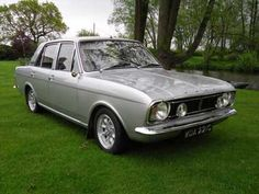 MK2 Ford Cortina passed my test in one of these!