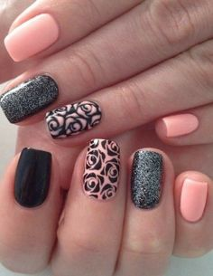Easy Nail Designs for Beginners that are so cute and simple that you can do it yourself.