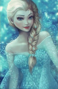 """"""" Elsa smiles at his awkwardness. My name is Elsa."""" Hiccup: blushes harder and faints. Elsa: Bites her bottom lip to keep herself from laughing. Frozen Movie, Elsa Frozen, Disney Frozen, Frozen Snow, Rapunzel, Pocahontas, Anna Y Elsa, Frozen Fan Art, Frozen Pictures"""