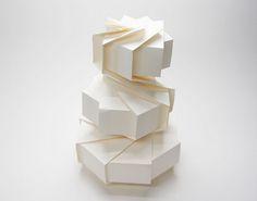 origami pieces by Jun Mitani