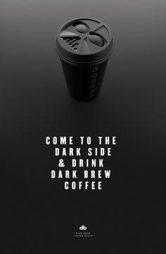 Фирменный стиль кофейни