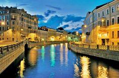 ロシアにもあった水の都! サンクトペテルブルクの魅力を徹底解明 - トラベルブック