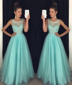 Shoulder Tulle Cheap Sexy Beautiful Long See Through Elegant Prom Dresses Gowns vestidos de baile