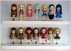 Great collector Interview #12: Moon Rouge   mademoiselle blythe
