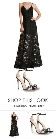 """Untitled #1037"" by laurie-egan on Polyvore featuring Dress the Population and Gucci"