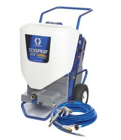 Graco Announces Release of Updated RTX Texture Sprayer