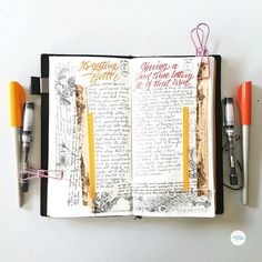 "46 Likes, 1 Comments - Drew Europeo (@grafikasjournals) on Instagram: ""Day 8-9 #grafikasjournals #dreweuropeo #calligrafikas #grafikas #journaling #everydaylife…"""