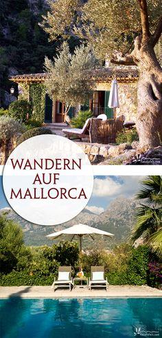 Mallorca ist so vielseitig wie kaum ein anderes Reiseziel. Im Westen der Insel erstreckt sich das Tramuntanagebirge. Wunderschöne Landschaft und ein eindrucksvolles Bergpanorama laden zum Wandern ein. Inmitten der Berge gibt es zahlreiche schöne Fincahotels, die zum Verweilen einladen. Ein Wanderurlaub auf Mallorca empfiehlt sich vor allem in der Nebensaison, wenn die Temperaturen angenehm sind.