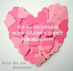 Feliz Dia dos Namorados!!! <3
