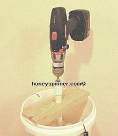 Honey Extractors and Spinners for Extracting Bee Honey from ...