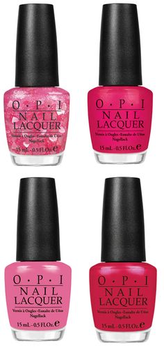 Minnie Mouse Nail Polish Collection from OPI