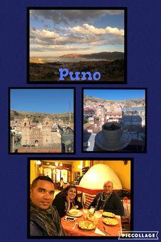 Puno, la ciudad del Lago Titicaca, Perú. Del 01 al 08 de mayo del 2016.