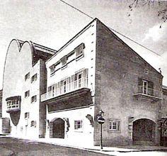 El frontón Recoletos estaba sito en la calle Villanueva fue erigido por Eduardo Torroja y Secundino Zuazo en 1935