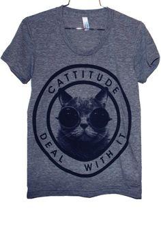 Cattitude T