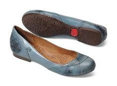 Born Women's Shoes - Paulette in Rey Burnished