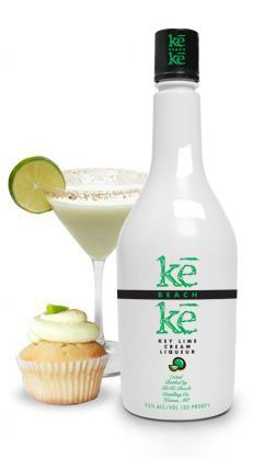 KeKe Beach Key Lime Cream Liqueur | How did I not know about this?