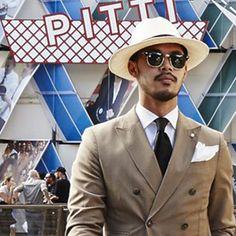 PITTI - Where Men's Fashion Peaks
