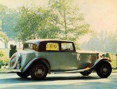 1966 Print Antique 1932 Rolls Royce Thrupp Maberley Sports Car Luxury AUT1