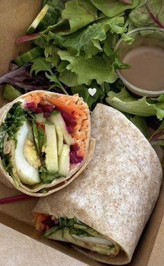Think Food, I Love Food, Good Food, Yummy Food, Plats Healthy, Healthy Snacks, Healthy Recipes, Healthy Eating, Food Goals