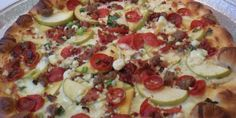 California: Watsonville Apple Pizza atPizza My Heart, Multiple Locations Ironically, Pizza My Heart co-founder Chuck Hammer said this pizza...