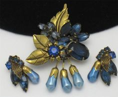 1000+ images about Jewelry ~ Vintage & Antique on Pinterest Hair ...