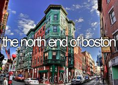 BOSTON'S LITTLE ITALY 1900-Today The Italian masses that flowed into the North End on the heels of the departing Irish and at the apex of the Jewish settlement found a neighborhood in dire physical condition; a rundown, overcrowded slum of deteriorating tenement buildings. http://www.northendboston.com/category/north_end_history/