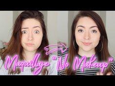 """Maquillaje """"no makeup"""" (youtube: ekaty)"""