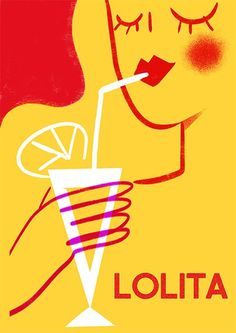Virginie Morgand Vladimir Nabokov, Stanley Kubrick, Outline Artists, London Transport Museum, Best Ads, Woman Illustration, Paris Shows, World Of Color, Vintage Posters