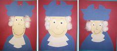 President's Day art activity! George Washington!
