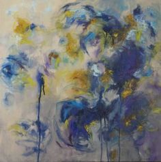 "Saatchi Art Artist Gaby Silva Bavio; Painting, ""Summer feeling"" #art"