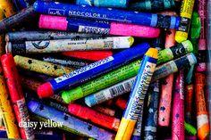 Pastel Crayons, Wax Crayons, Art Tutor, Art Journal Tutorial, Ink Painting, Altered Books, Art Journals, Art Supplies, Fiber Art