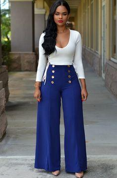 Brenda Pants Set