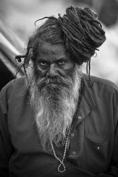 Varanasi Sadhu. #India | #traveltoIndia | #Hindu