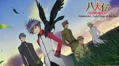 Hakkenden anime