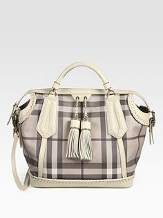 Not usually Burberry fan, but I like this.
