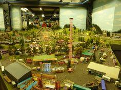 Kirmes Bilder Museum Miniatur Wunderland Hamburg