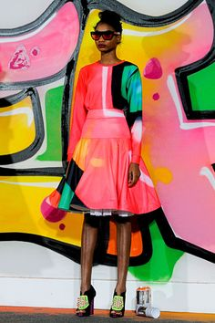 Slide #37 Manish Arora Fall 2012 RTW