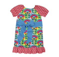 Designed By Me by Lolly Wolly Doodle allows you to become the designer! You Design. We Sew. Ready in 3 Weeks!